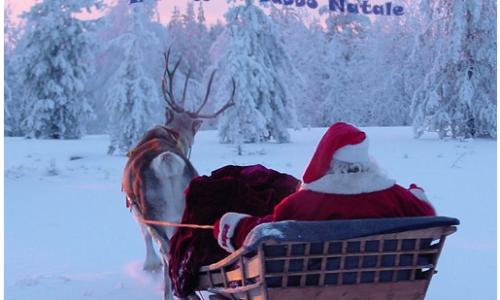 Rovaniemi Santa Claus – Babbo Natale è qui!