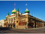 Corn Palace, l'eccentrico palazzo di pannocchie del South Dakota