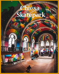 chiesa - skatepark