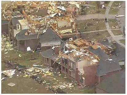Squadra demolizioni distrugge la casa sbagliata