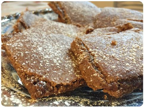 Biscotti senza glutine allo zucchero di canna