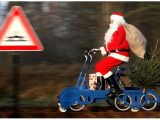 Babbo Natale ben attrezzato - Notizie Bislacche