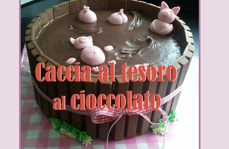 CACCIA AL TESORO al cioccolato, gioca e divertiti con Prosdocimi