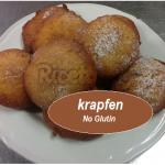 Krapfen senza glutine – facile prelibatezza da farcire