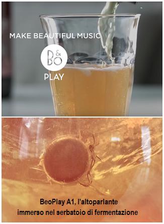 Beobrew IPA, la birra con infuso di vibrazioni musicali