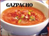 Gazpacho all'uovo e dragoncello, ricetta vegetariana di media difficoltà