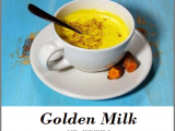 Golden Milk, bevanda salutare fatta con la curcuma, dagli infiniti benefici