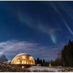 Casa Ecologica: bioarchitettura e tecnologia avanzata nelle terre artiche