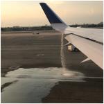 Tragedia aerea evitata. La ricompensa è una notte in aeroporto