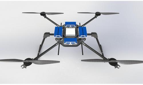 Un drone leggerà il contatore dell'acqua: parte a Cinisello Balsamo il progetto pilota