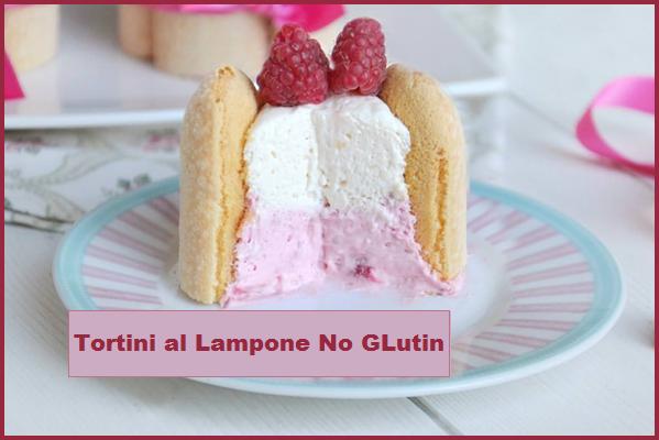 Tortini al lampone No Glutin, delicati dolcetti adatti ai celiaci