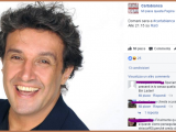 Flavio Insinna torna in TV dopo la bufera di Striscia. Sarà inviato di Cartabianca su Rai3