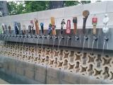 Fontana della birra: si trova nella Valle dell'Oro verde della Slovenia