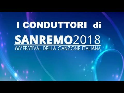 Sanremo 2018: chi sarà il presentatore del Festival della canzone italiana?