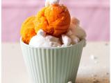 Dolci settembrini: sorbetto con gelato allo zenzero e carote, ricetta facile