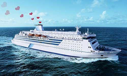 Crociera per scambisti e coppie libertine in partenza  da Venezia il prossimo 27 settembre