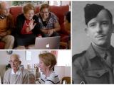 Un sorriso dopo 74 anni: la storia della ragazza che salvò un soldato durante la Seconda Guerra Mondiale