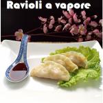 Ravioli a vapore, ottimo piatto vegano ripieno di verdure