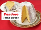 Pandoro No Glutin, deliziosa ricetta di Natale per gli intolleranti al glutine