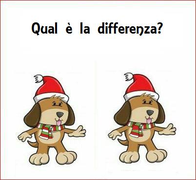 Giochi di Natale - qual è la differenza?