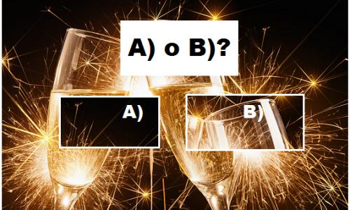 Giochi di Capodanno – Quiz a risposta multipla, il labirinto, l'indovinello e il tassello