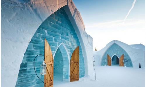 Alberghi igloo per chi vuole provare tutte le emozioni dell'inverno