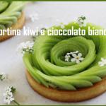 Tortine kiwi e cioccolato bianco, una vera delizia a base di frutta fresca