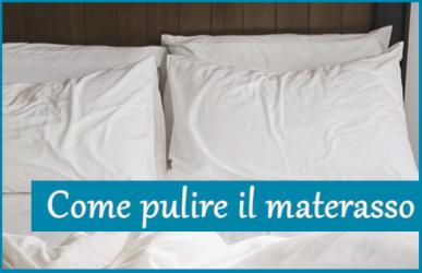 Pulire il materasso dai batteri per eliminare i germi che vivono nel letto