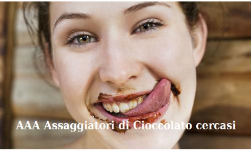 Assaggiatori di cioccolato cercasi: ecco l'offerta di lavoro che fa gola a tutti