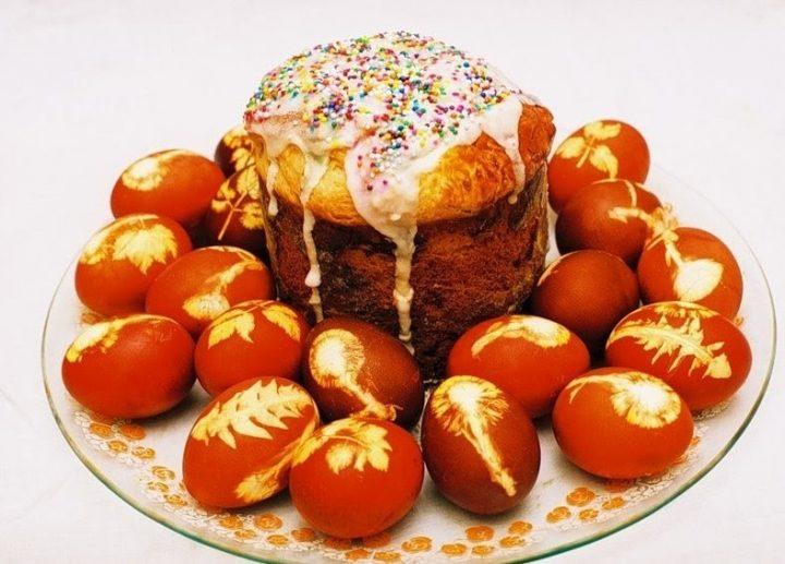 Pasqua nel mondo: uova rosse in Russia