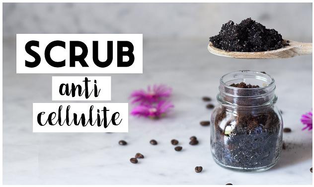 Scrub anticellulite al caffè: rimedio drenante e naturale