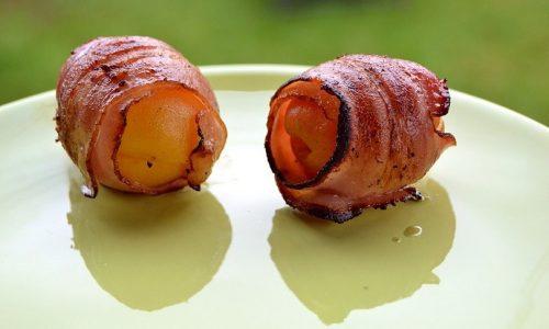 Bocconcini di albicocche e bacon: sfiziosi e veloci antipasti