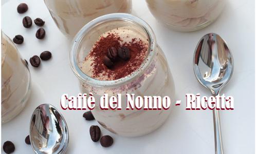 Caffè del nonno, deliziosa crema fredda energizzante per l'estate
