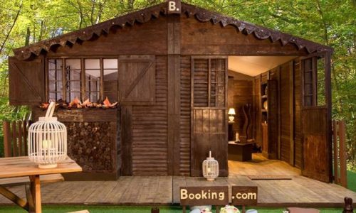 Dormire in una casa di cioccolato: il soggiorno dei sogni é in Francia