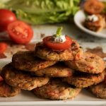 Frittelle di pomodoro: sfizioso antipasto o secondo piatto