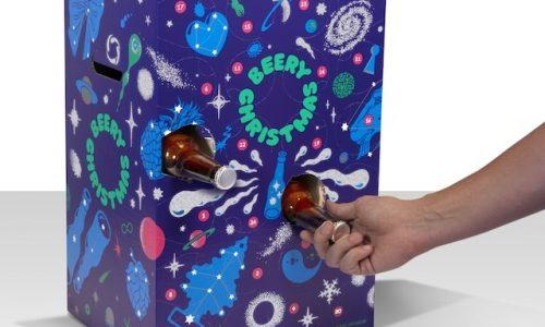 Beery Christmas, il calendario dell'avvento che hai sempre sognato
