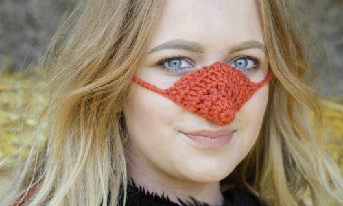 Arriva lo scalda naso per chi soffre molto il freddo