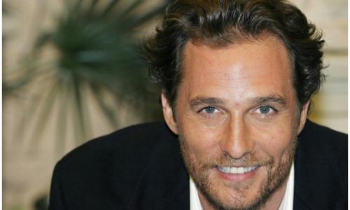 Matthew McConaughey ti aiuta a dormire sussurrando una storia