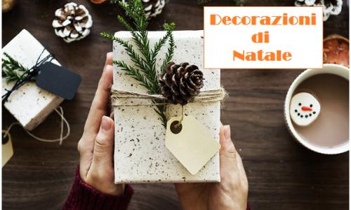 Come realizzare fantastiche decorazioni invernali e natalizie