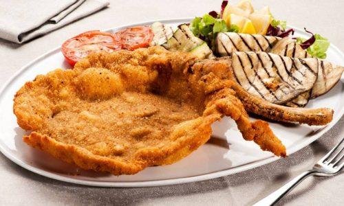 Cotoletta alla palermitana: ricetta classica siciliana