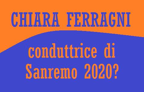Sanremo 2020: chi sarà la conduttrice insieme ad Amadeus?