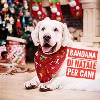 Bandana di Natale per cani