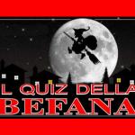 Befana quiz: giochi & humor