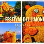 Il festival del limone di Mentone, Francia