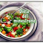 Tutti i vantaggi e gli svantaggi della dieta del minestrone