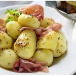 Ricetta dell'insalata di patate alla birra