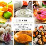 Ecco gli alimenti utili per aumentare le difese immunitarie