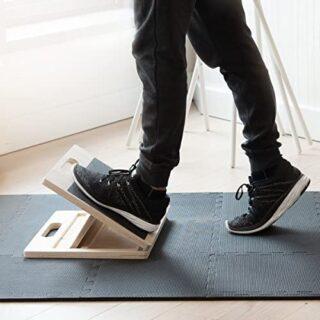 Pedana inclinata per fitness