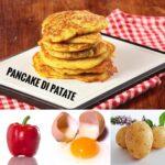 Pancake di patate: salate delizie croccanti