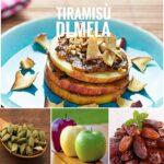 Tiramisu di mela: dolce crudista, leggero e salutare che permette di soddisfare il palato senza attentare alla linea